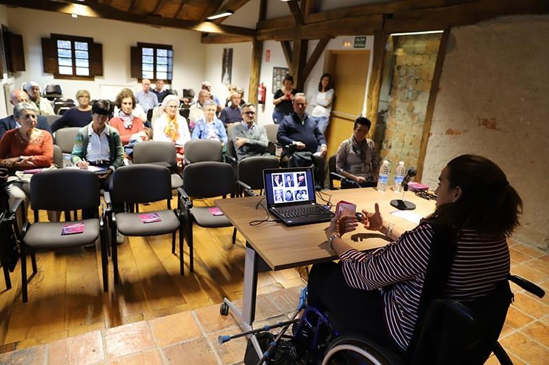 Urriak  15  -Discapacidad,  innovación  e  inclusión,  un  trinomio  sin  barreras  –  Edurne  Alvarez  de  Mon