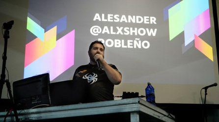 """Tendremos una interesante propuesta: Alex """"Alx"""" Robleño"""