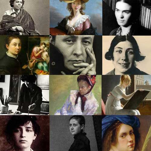 Kontatu  gabeko  emakumeak  Artearen  Historian