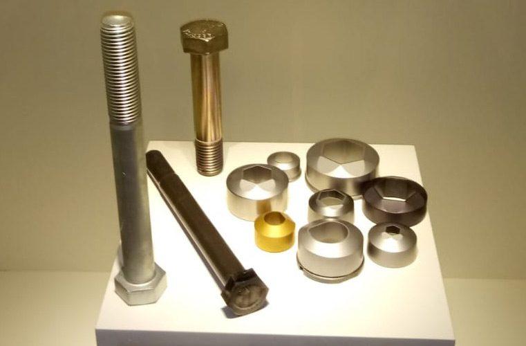 La pieza invitada fabricada por empresas de Bergara puede visitarse en Laboratorium