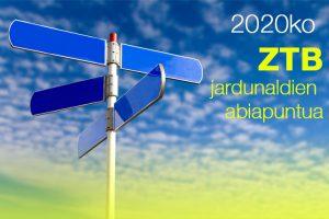 2020ko  ZTB  jardunaldien  abiapuntua
