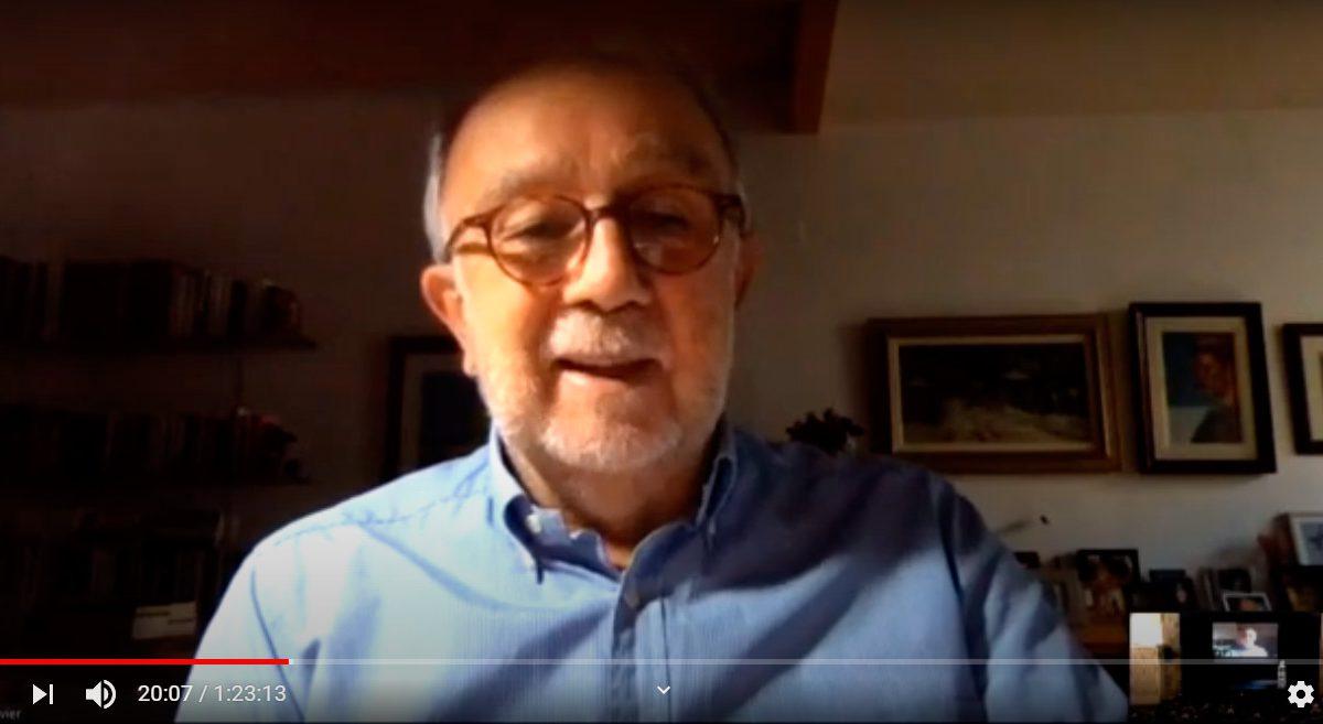 Javier  Tejadaren  'Energia  eta  adimen  artifiziala:  bilakaera  eta  etorkizuna'  hitzaldia  hemen  ikusgai