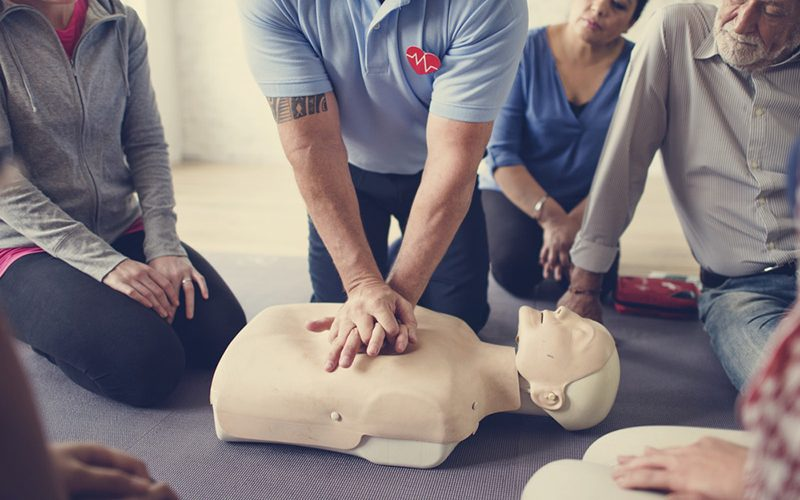 Salvar una vida está en tus manos